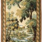 La Forêt de Clairmarais - Tapisserie Loiselles - Gobelins Tapis