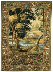 Verdure Meudon - Tapisserie Loiselles - Gobelins Tapis