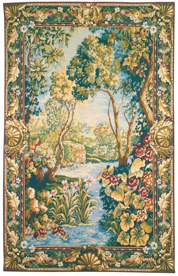 Jardin d 39 eden gobelins tapis for Decoration jardin d eden