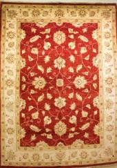 Tapis Afghan laine