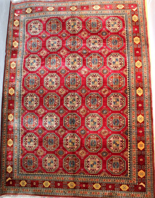 tapis d'orient afghan